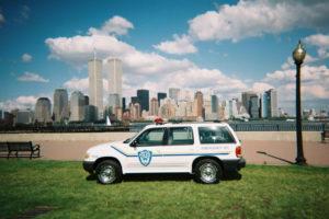 mantua police car